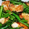 Thumbnail image for Stir-fry Tilapia with Asparagus
