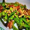 Thumbnail image for Sautéed Asparagus with Pecans