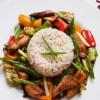 Thumbnail image for Wok fry chicken with vegetable medley