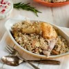 Thumbnail image for Spiced Roasted Cornish Hen w/ Brown Rice Pilaf