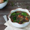 Thumbnail image for Mushroom & Goji Berries Clear Soup