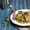 Thumbnail image for Almond & Basil Pesto Chicken Spaghetti