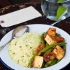 Thumbnail image for Hericot Verts & Paneer Warm Salad