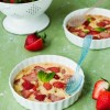 Thumbnail image for Strawberry Balsamic Gratin w/ Champagne Sabayon