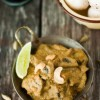 Thumbnail image for Mushroom in Spiced Cashew Cream Sauce