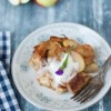 Thumbnail image for Crab Apple & Brown Butter Bread Pudding