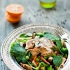 Thumbnail image for Chopped Apple & Chicken Salad w/ Clementine Dressing