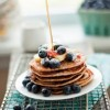 Thumbnail image for Blueberry Lemon Pancakes