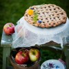 Thumbnail image for Apple Lattice Buttermilk Pie