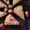 Thumbnail image for Strawberry Scones