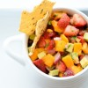 Thumbnail image for Mango & Strawberry Salsa