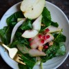Thumbnail image for Kale, Pear & Pomegranate Salad