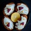 Thumbnail image for Blood Orange & Meyer Lemon Madeleines