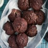 Thumbnail image for Flourless Fudgy Chocolate Cookies