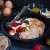 Thumbnail image for Banana & Coconut Protein Pancakes